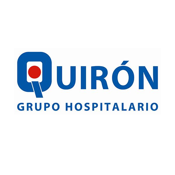 Logo Centro médico Quirón