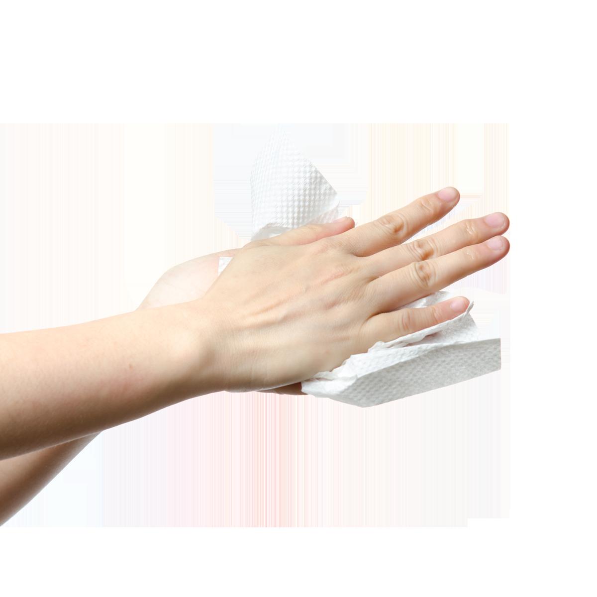 secado de manos