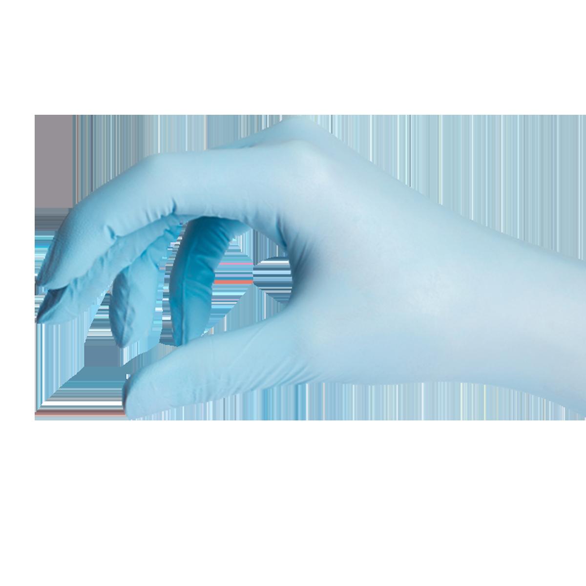 guantes de nitrilo