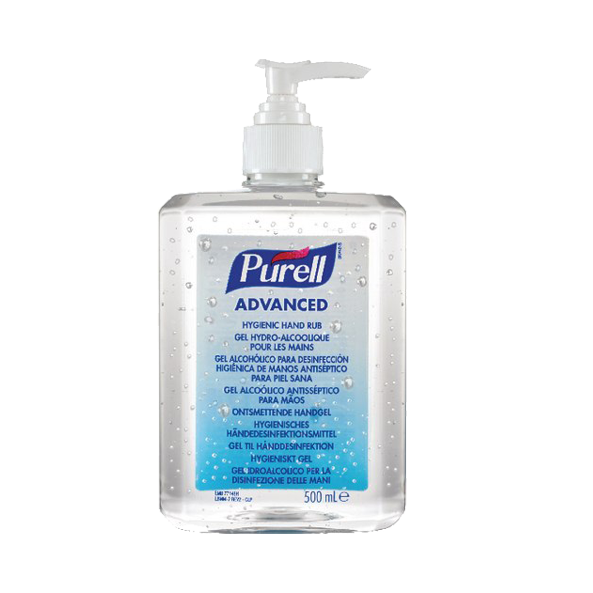 gel desinfectante