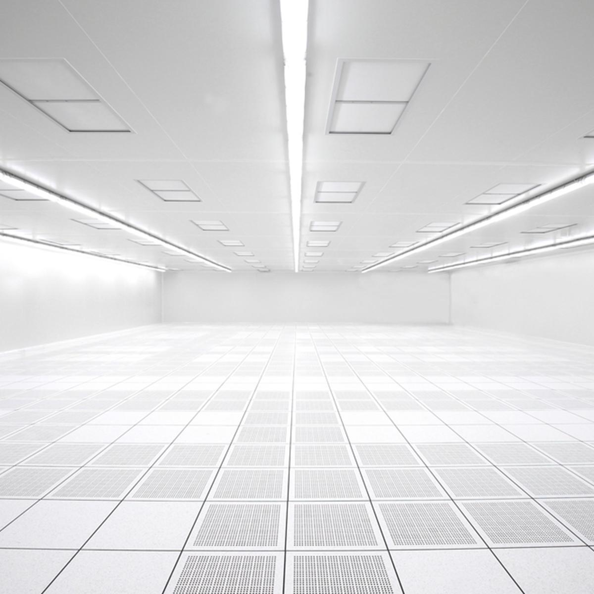 sala blanca