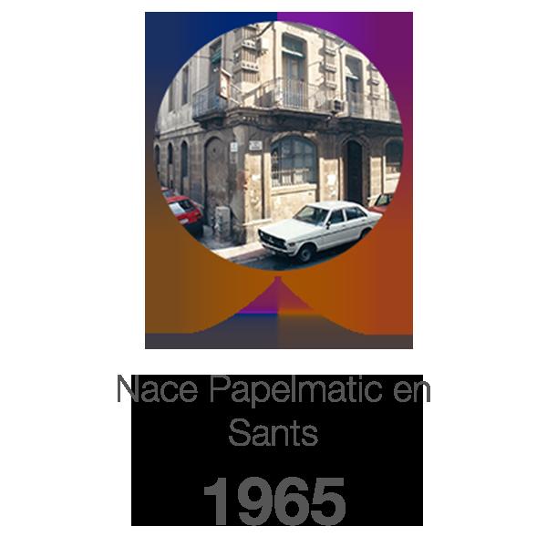 historia papelmatic