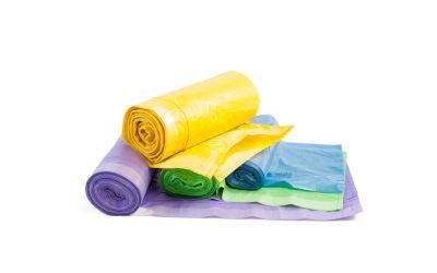 Bolsas de residuos GII para el desecho de resdiuos sanitarios