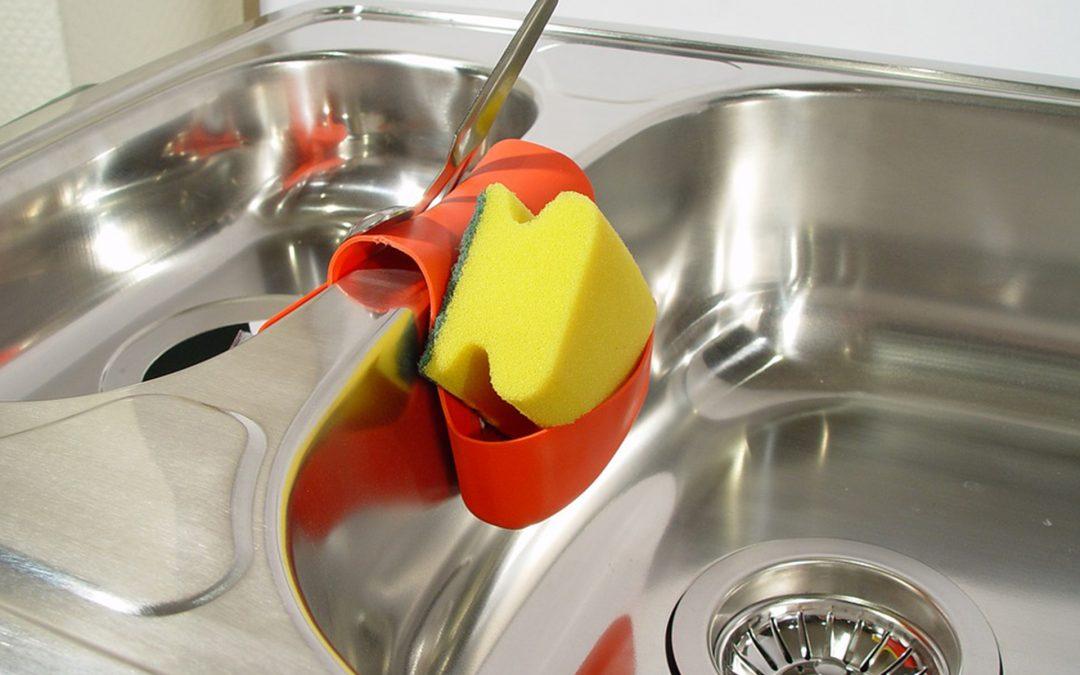 Fregalls i esponges: Substitueix-los cada setmana per evitar els gèrmens