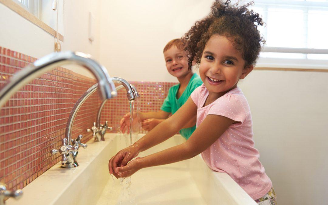 La higiene de manos: ¿Asignatura pendiente en la escuela?