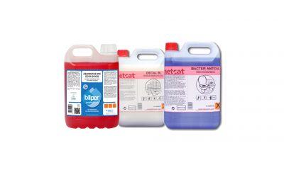 Productos químicos antical para la limpieza de la piscina