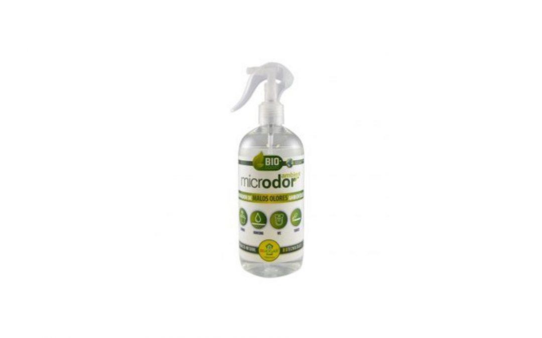 Microdor, l'eliminador d'olors natural