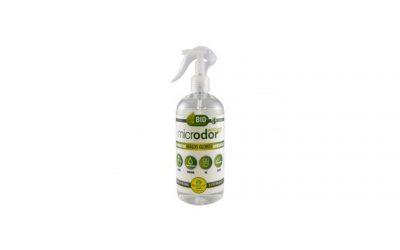 Microdor, el eliminador de olores natural