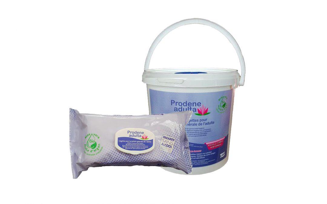 Tovalloletes Prodene: La millor opció per a la higiene de l'adult enllitat