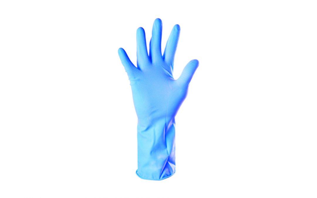 guantes vinilo proteccion personal