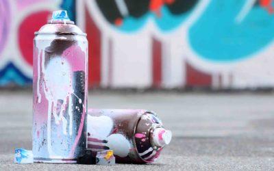 Productos para limpiar graffitis y pinturas