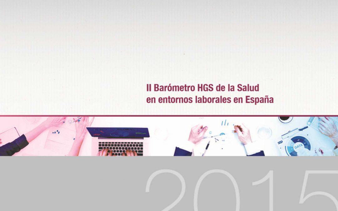 II Barómetro de la salud en entornos laborales de Grupo Papelmatic