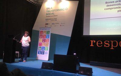 Grupo Papelmatic presenta las políticas RSC en BizBarcelona