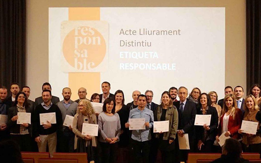 Papelmatic a la 8ª Setmana de la Responsabilitat Social a Catalunya