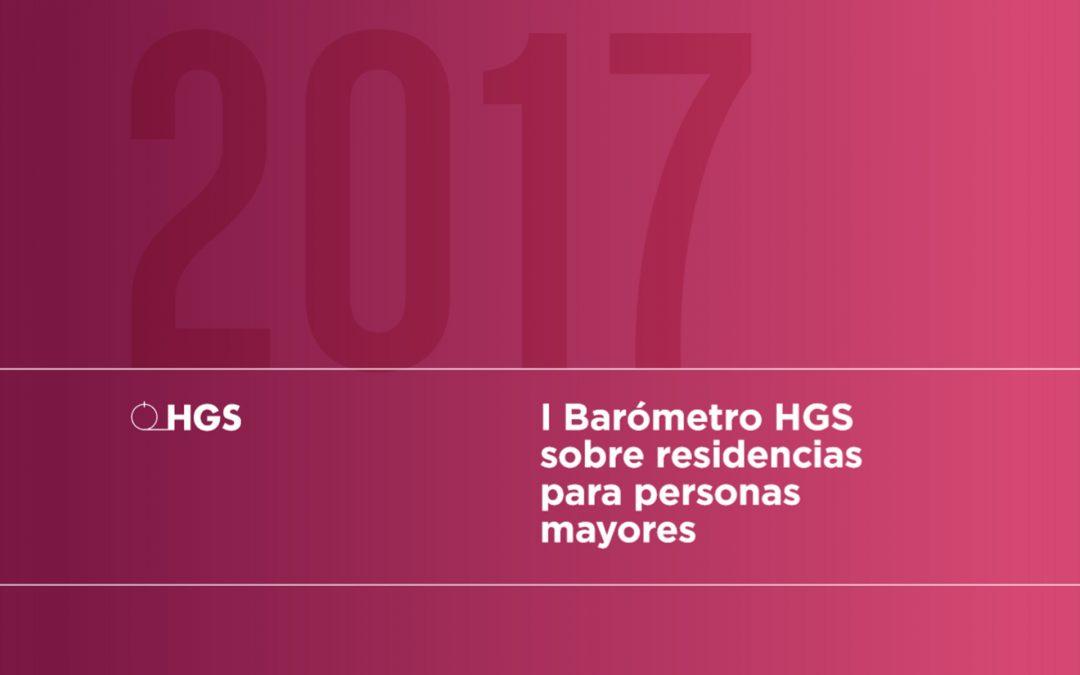 I Barómetro HGS sobre residencias para la tercera edad