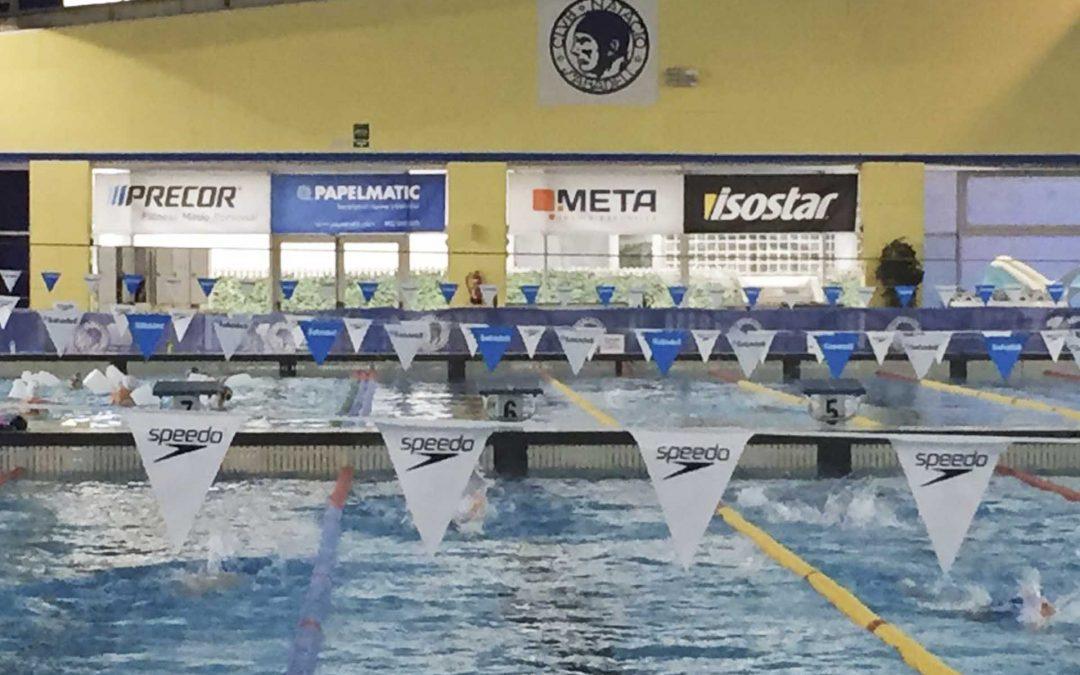 Papelmatic patrocina las competiciones deportivas del Club de Natación Sabadell