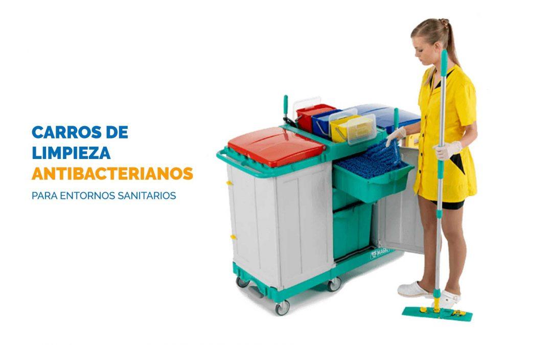 papelmatic higiene profesional carros limpieza antibacterianos magic hospitales sanidad