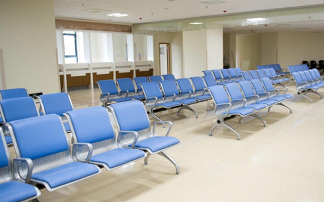 Les sales d'espera i recepcions de centres mèdics: un focus d'infeccions