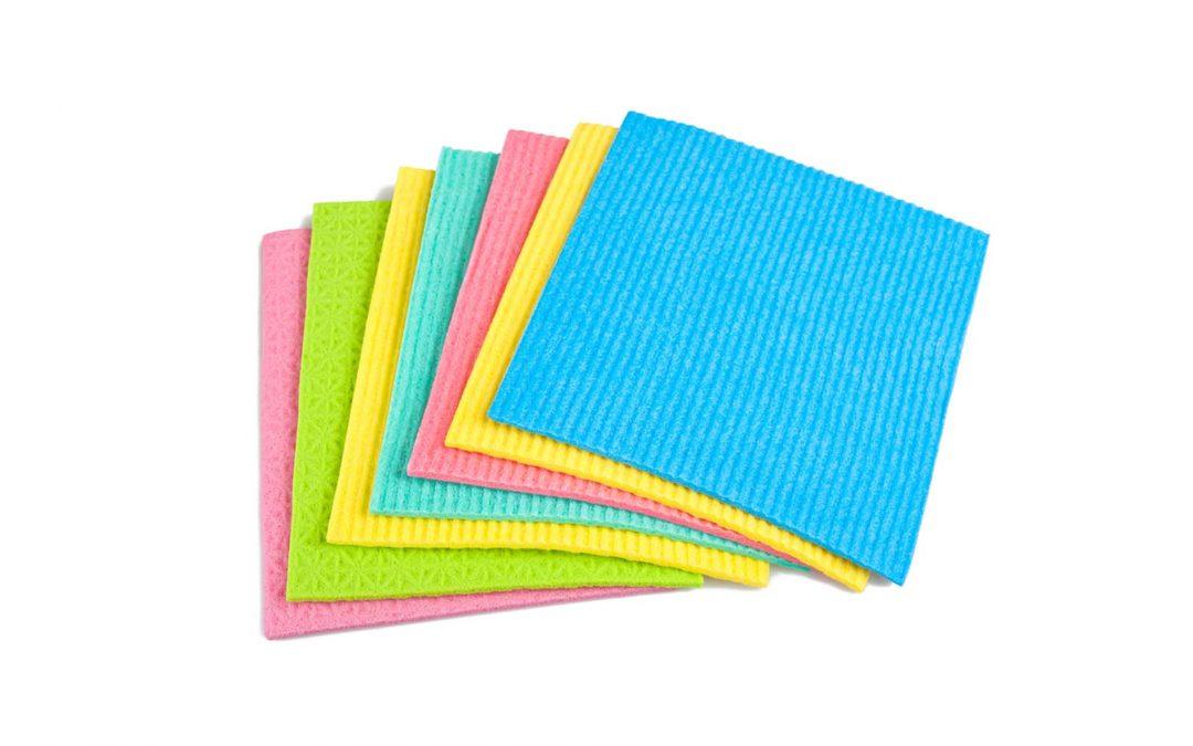 Cómo aplicar un código de colores en la limpieza