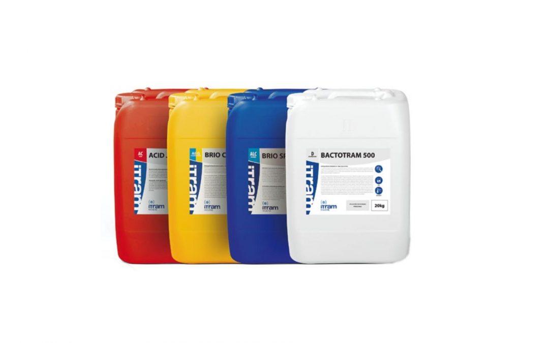 papelmatic higiene profesional desinfectante desinfeccion circuitos cip bactitram oxy