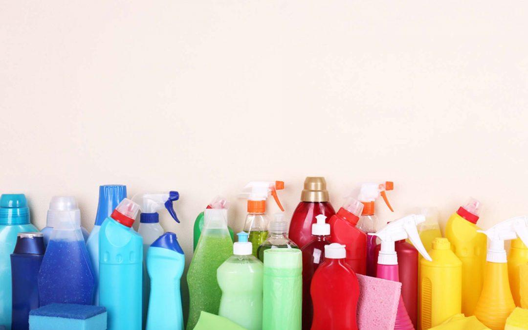 ¿Cuál es la diferencia entre limpiar y desinfectar?