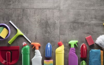 Material de neteja: Causa de la contaminació encreuada?
