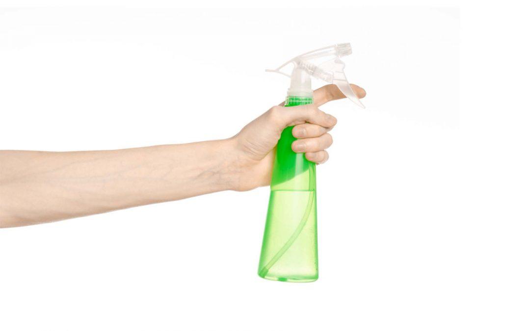 Pautes per escollir químics de neteja en el teu negoci