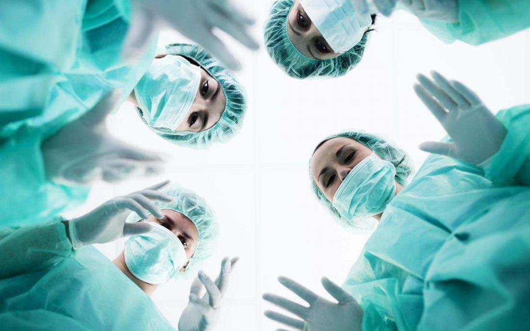 La higiene en el quirófano, sinónimo de seguridad