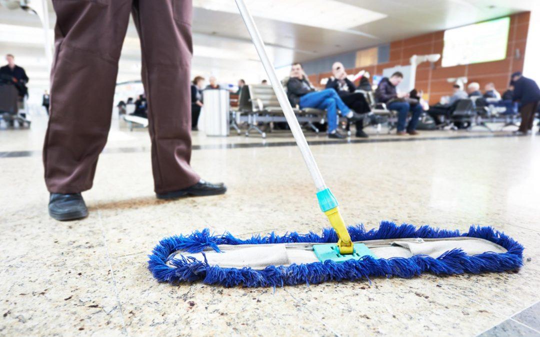 Dime cómo es tu suelo y te diré qué material necesitas para la limpieza