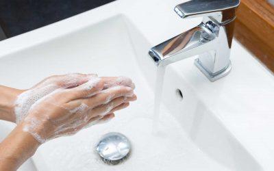 Infografía: Cuándo lavarse las manos en la industria alimentaria