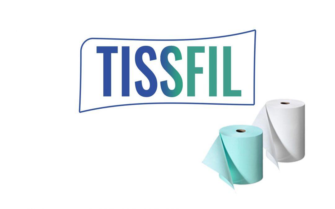 Tissfil, la marca propia de Papelmatic para Tejido No Tejido