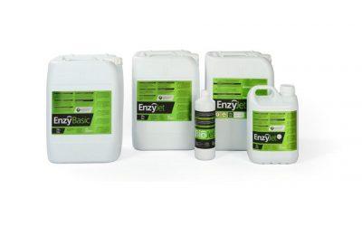 Limpiadores enzimáticos para superficies abiertas