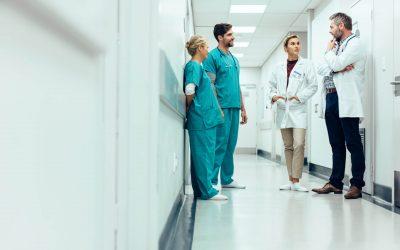 Guía de limpieza y desinfección en hospitales