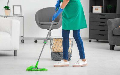 Guantes para la limpieza ¿sí o no?