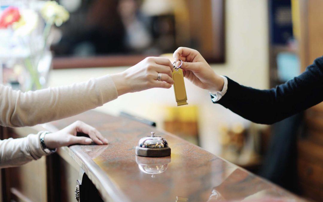 Guía de limpieza y desinfección en hoteles