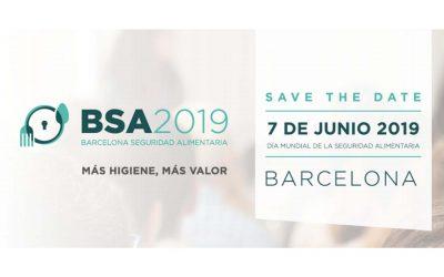 Papelmatic, patrocinador oficial del Barcelona Seguridad Alimentaria 2019