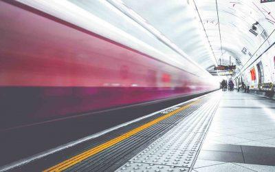 Cómo evitar contagios por gérmenes en el transporte público