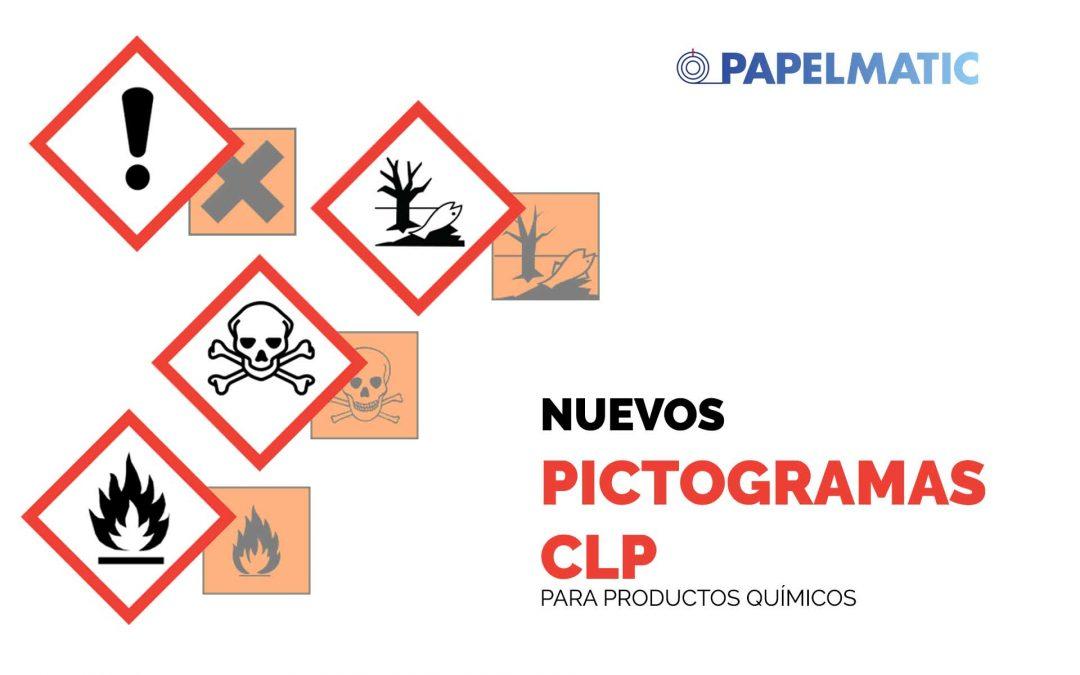 papelmatic higiene profesional pictrograma producto quimico clp nuevos viejos antiguos