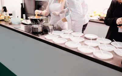 Prerrequisitos en las cocinas de restauración colectiva