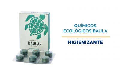 Higienizante ecológico Baula para frenar los gérmenes