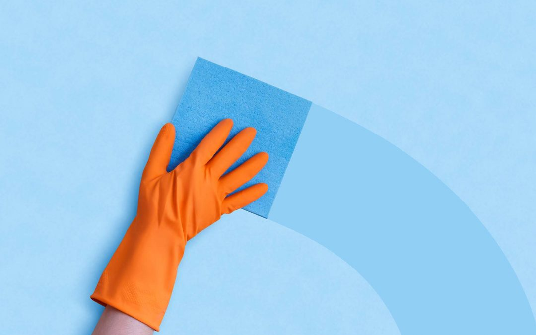 Consejos generales para la limpieza y desinfección