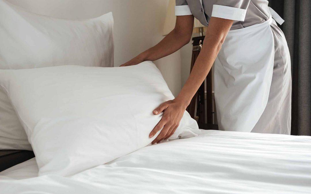 Quines són les 10 superfícies més brutes d'un hotel?