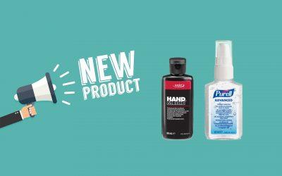 Purell i Hand Medic: Ara en format de butxaca