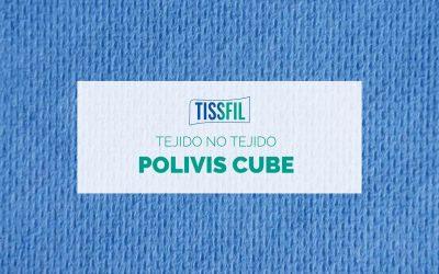 Tissfil Polivis Cube, paños de tejido no tejido para impregnar
