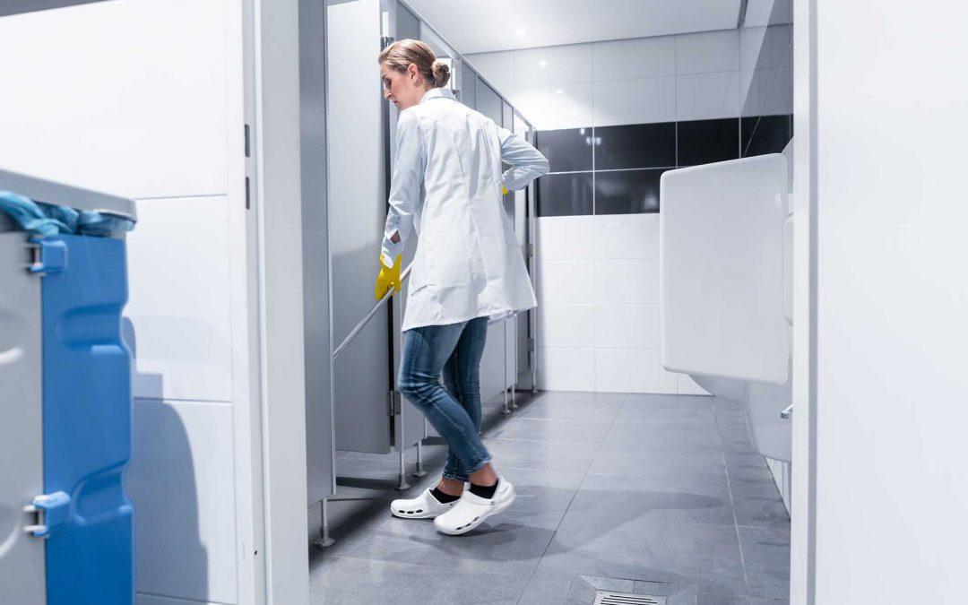 Consecuencias de hacer la limpieza más visible