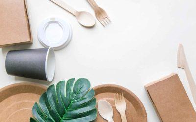 Nueva gama de menaje ecológico para hostelería