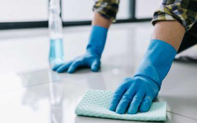 ¿Cómo lavar los paños de limpieza reutilizables?