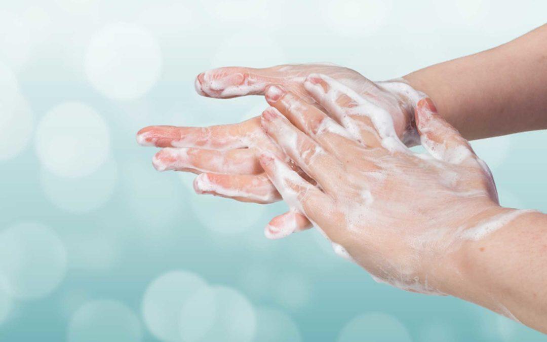 Guía para la higiene de manos
