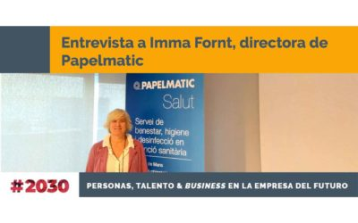 Entrevista a Imma Fornt, directora de Papelmatic