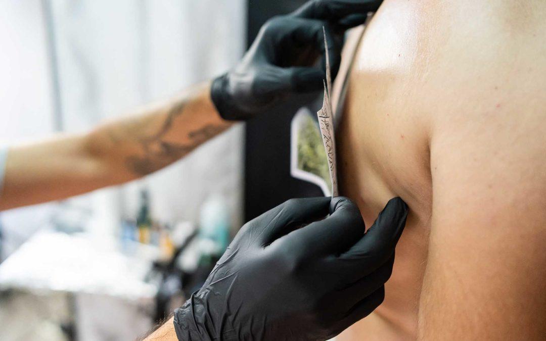 Guía de higiene en estudios de tatuajes
